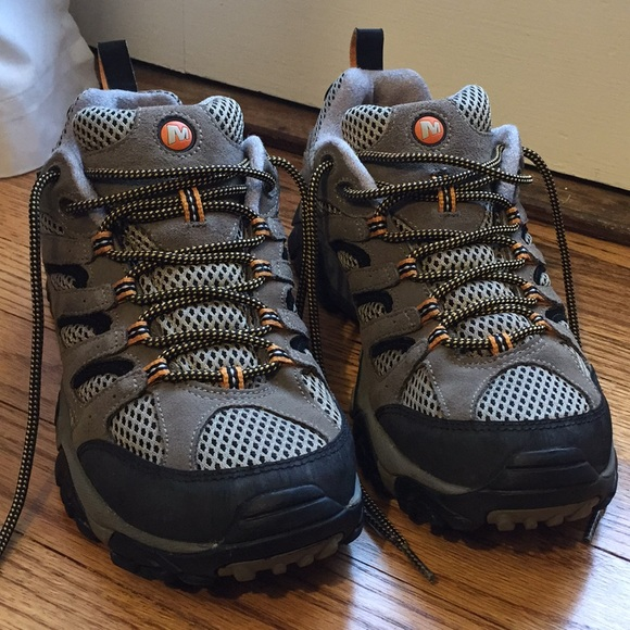 b79537c3da5 Merrell Men's Moab 2 Ventilator Hiking Boot
